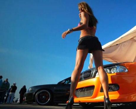 Autoshow güzelleri