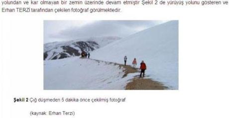 Ölen dağcıların son fotoğrafları