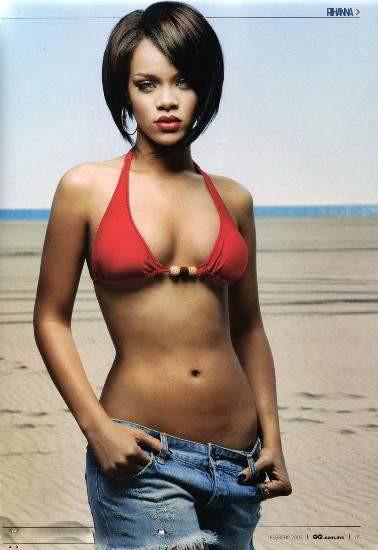 Meksika ateşi Rihanna