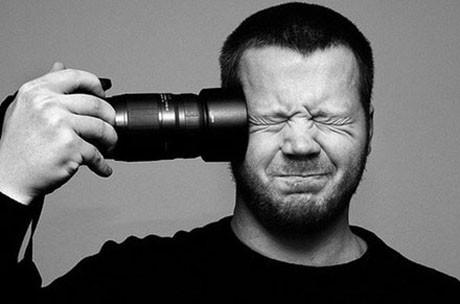 Fotoğraf çekmenin zorlukları