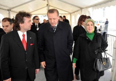 Erdoğan ailesi Davosta