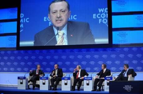 Erdoğan fırçayı atıp, Davosu terk etti
