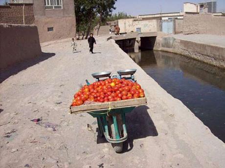 Karelerle Afganistan