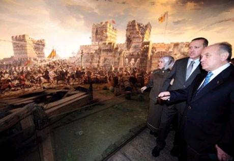 Türkiyenin ilk panoramik müzesi