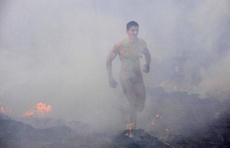 Ölümcül yarış