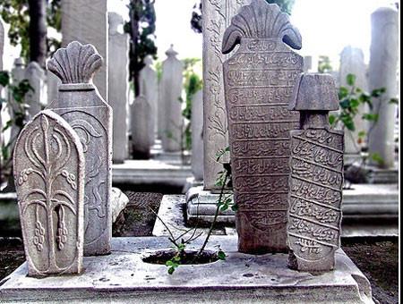 Mezar taşları ne anlatıyor?