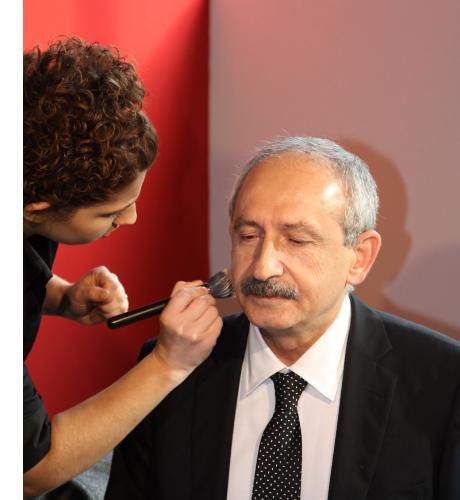 Kılıçdaroğlu fotoğraf çektirdi