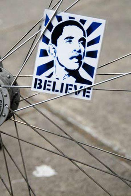 Halkın Obama sevgisi