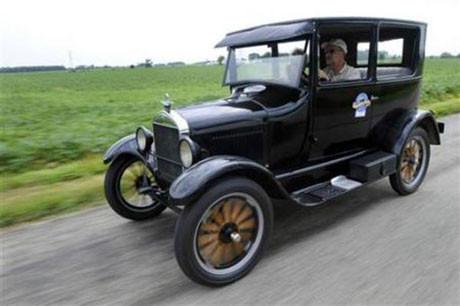 Eskimeyen arabalar