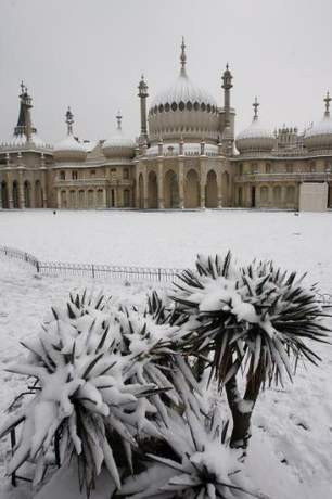 Kar İngiltereyi çok kötü vurdu