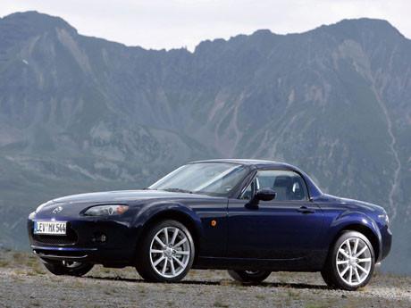 Mazda rekorlar kitabına girdi !