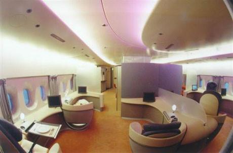 Hiç uçan otel gördünüz mü ?