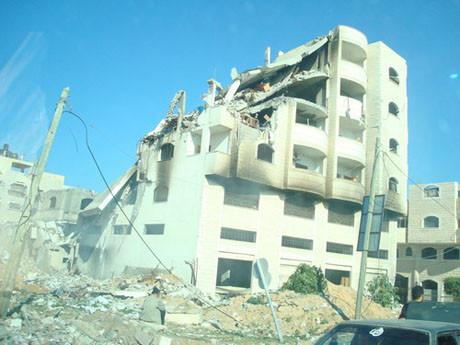 Filistinden acı dolu kareler