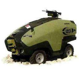 İşte TSKnın asker robotu !