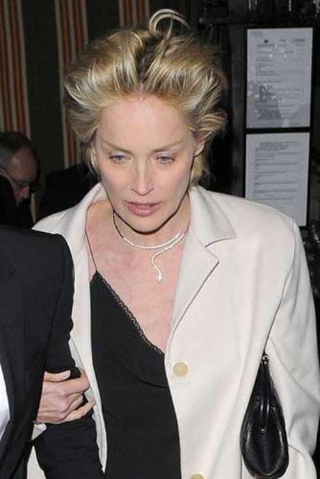 Sharon Stonenin son hali