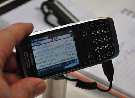 Nokiadan gözdağı !
