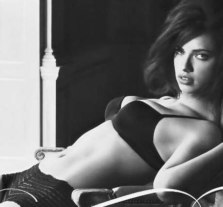 Adriana Lima, Amy Winehouse oldu