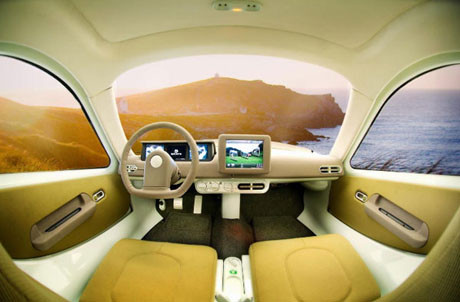 İşte geleceğin otomobili