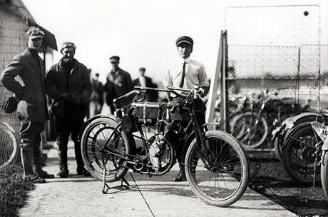 Harley Davidson efsanesi