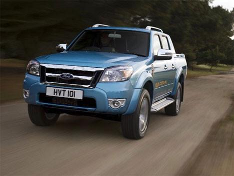 Yeni Ford Ranger