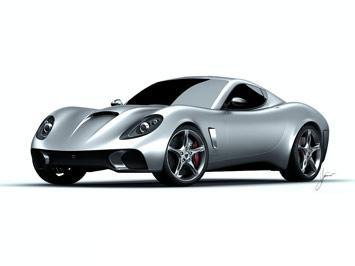 Türk tasarımı Ferrari 599