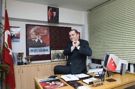 İstanbula Youtube sever başkan !