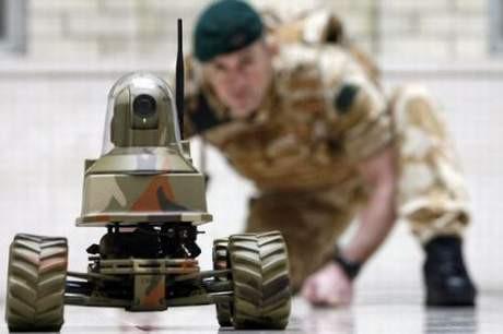 İngiliz ordusunun ölüm makinaları