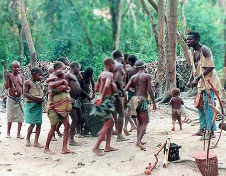 Afrikanın küçük insanları
