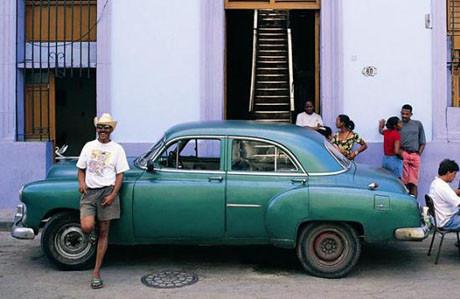 Tatil ve nostalji cenneti Küba
