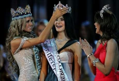 Rusya 2009 güzelini seçti