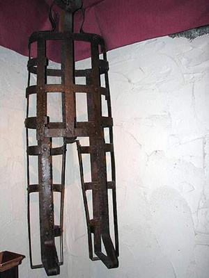 Tüyler ürperten işkence teknikleri