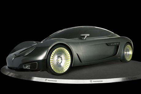 Geleceğin spor arabası