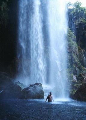 Suyun inanılmaz gücü