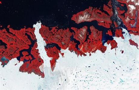 Dünya miraslarının uzaydan görünüşü