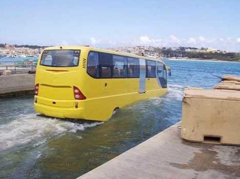 Gerçek deniz otobüsü