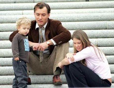 Dadılara aşık olan aktörler