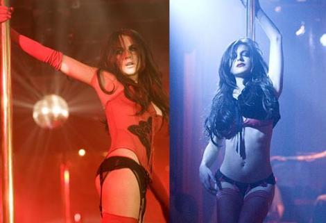 Striptizci ünlüler