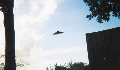 İşte gerçek UFO fotoğrafları !