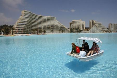 Dünyanın en büyük havuzu