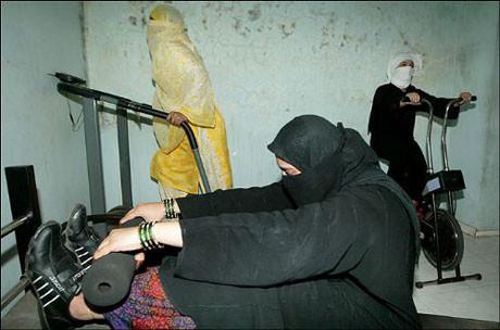 Arabistanda kadınlar öfkeli !