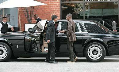 En pahalı otomobillere onlar biniyor...