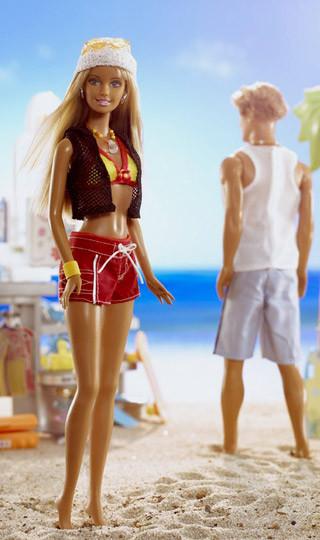Barbielerin benzediği ünlüler