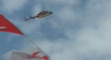 Muhsin Yazıcıoğlunun helikopteri düştü