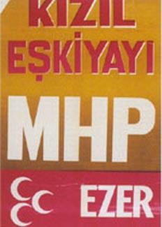 Geçmişteki seçim afişleri