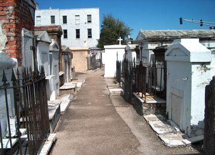 En ilginç mezarlıklar