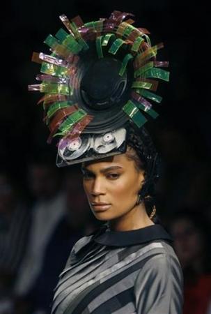 Hindistanda moda rüzgarı