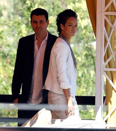 Rihannanın sürpriz aşkı !