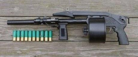 İlginç silahlar