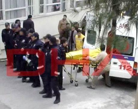 Cenazeler morga kaldırıldı