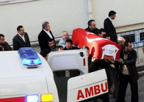 Cenazeler Ankaraya gönderildi